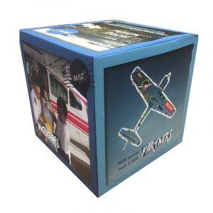 Promotional Cube Seat 50cm x 50cm x 50cm