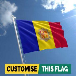 Custom Andorra flag