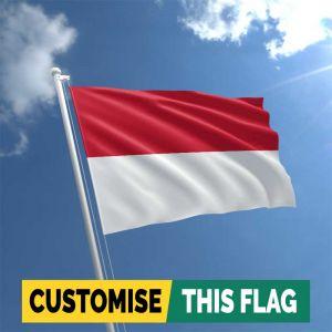 Custom Monaco flag