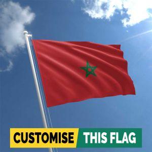 Custom Montserrat flag