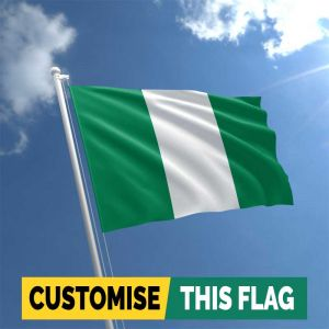 Custom Niger flag