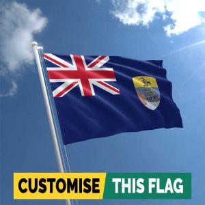 Custom Saint Helena flag