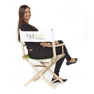 Promotional Directors Chair